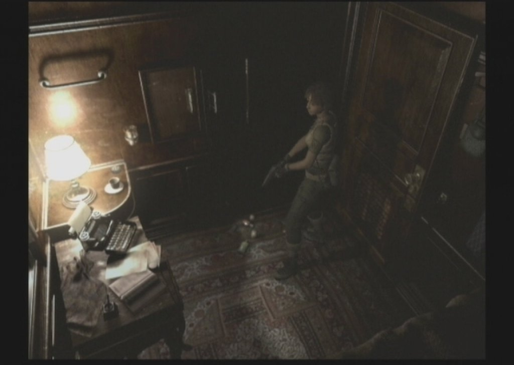 Save Room Resident Evil Audio Atmosphere