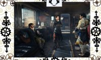 An afternoon with Evie and Jacob Frye in their train hide out