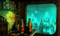 Rapture Under Water - Bioshock