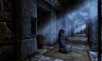 Interior High Hrothgar - Skyrim Meditation