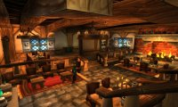 Slow Night at Stormwind Tavern